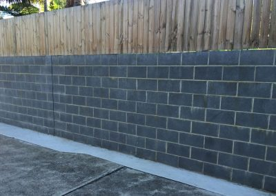 Bricklayer Northern Beaches Sydney - block wall - SR Brick and Stonework