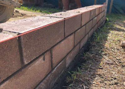 Brickwork - Granny flat - SR Brick and Stonework - Bricklaying