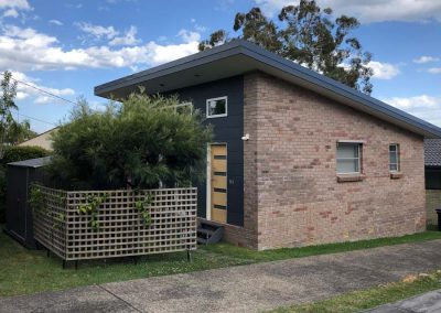 Brickwork - Granny flat - SR Brick and Stonework - Bricklaying