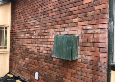 Repointing brickwork - SR Brick and Stonework
