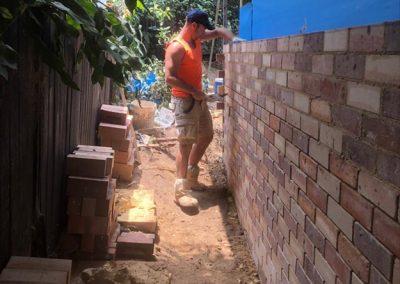 Brickwork on house extension_SR Brick and Stonework
